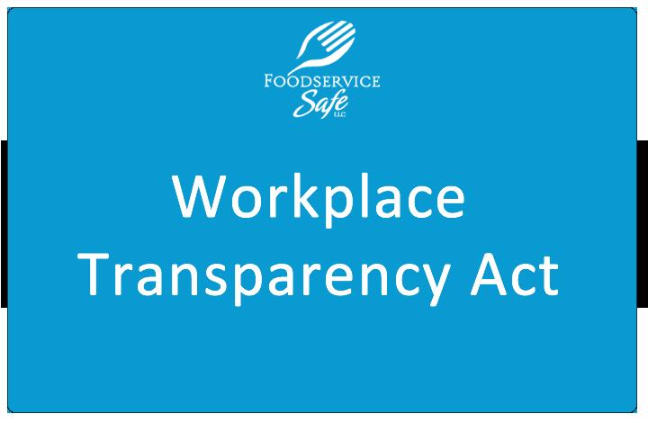 Workplace Transparency